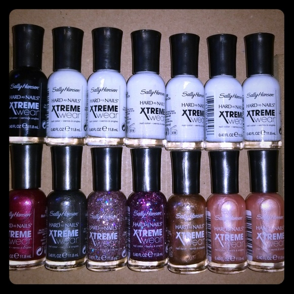 Sally hansen hard as nails Xtreme Wear NWT